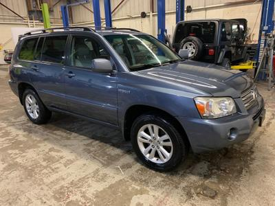 2007 Toyota Highlander Hybrid  for sale VIN: JTEEW21A870039979