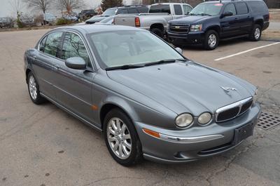 2002 Jaguar X-Type 2.5 for sale VIN: SAJEA51D62XC83567