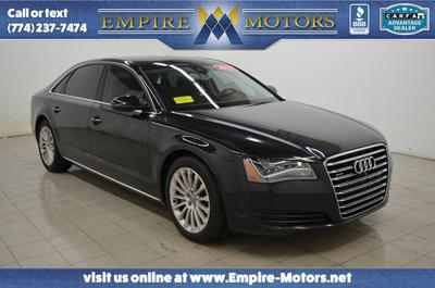 Empire Motors Canton Ma >> Used 2013 Audi A8 L 4 0t Sedan In Canton Ma Near 02021 Waur2afd8dn019015 Auto Com