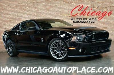 Ford Shelby GT500 2012 a la venta en Bensenville, IL