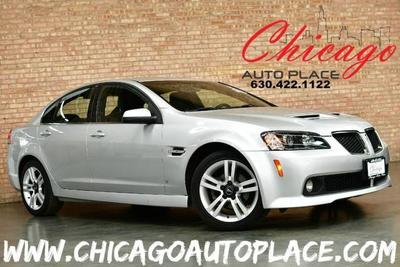 2009 Pontiac G8 Base for sale VIN: 6G2ER57759L238456