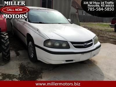 Chevrolet Impala 2003 for Sale in Rossville, KS