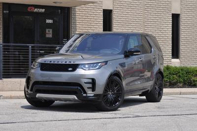 2020 Land Rover Discovery HSE LUXURY image