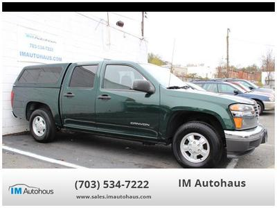 2005 GMC Canyon SLE for sale VIN: 1GTCS136058196771