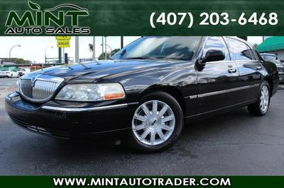2011 Lincoln Town Car Signature Limited for sale VIN: 2LNBL8CV4BX757232