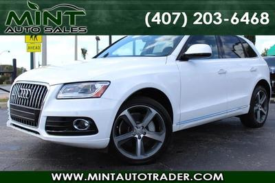 2016 Audi Q5 3.0 TDI Premium Plus for sale VIN: WA1CVAFPXGA032932