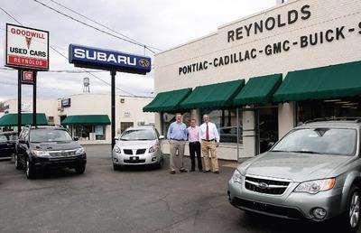 Reynolds Chevrolet Buick GMC Cadillac Subaru Image 2