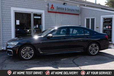 BMW M760 2017 for Sale in South Yarmouth, MA