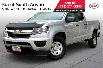 Chevrolet Colorado 2019 for Sale in Austin, TX