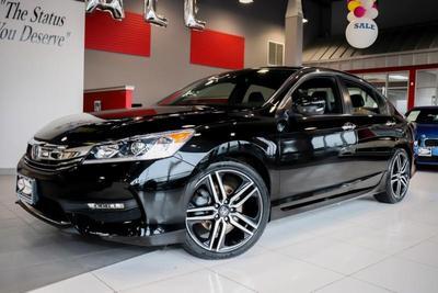 Honda Accord 2017 a la venta en Springfield, NJ