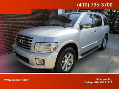 INFINITI QX56 2006 for Sale in Baltimore, MD