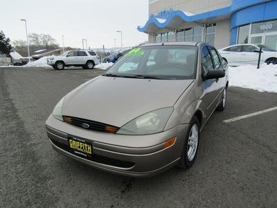 2004 Ford Focus SE for sale VIN: 1FAFP34354W186834