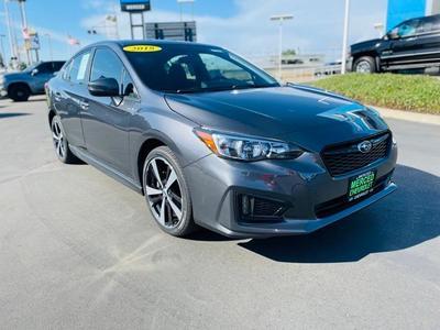 Subaru Impreza 2018 for Sale in Merced, CA