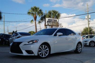 Lexus IS 250 2014 for Sale in Jacksonville, FL