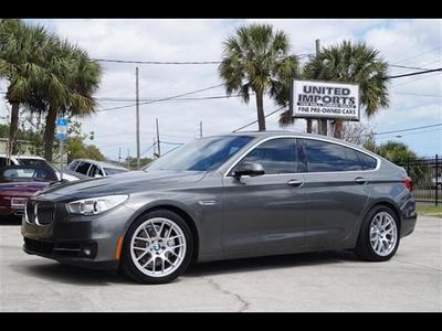 2015 BMW 535 Gran Turismo i for sale VIN: WBA5M2C54FGH99276