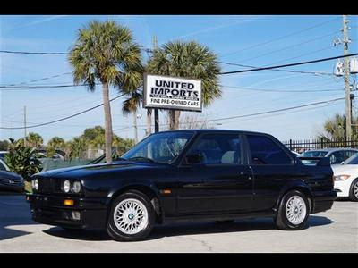 1987 BMW 325 i for sale VIN: WBAAA210X02271838