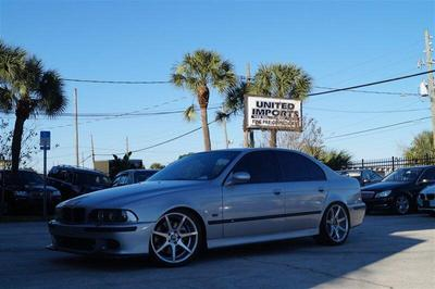 BMW M5 2001 for Sale in Jacksonville, FL