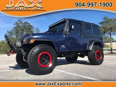 2006 Jeep Wrangler Unlimited for sale VIN: 1J4FA44S26P763125