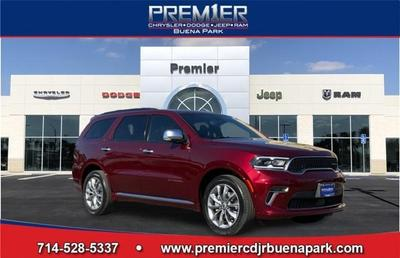 Dodge Durango 2021 for Sale in Buena Park, CA