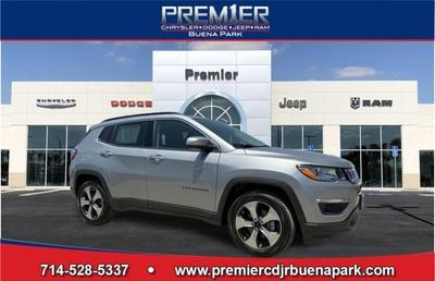 Jeep Compass 2020 for Sale in Buena Park, CA
