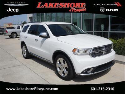 2014 Dodge Durango SXT for sale VIN: 1C4RDHAG0EC595847