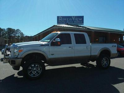 2013 Ford F-350  for sale VIN: 1FT8W3BT2DEA37473