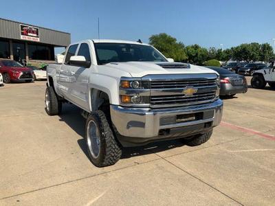 Chevrolet Silverado 2500 2017 for Sale in Plano, TX
