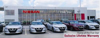 Five Star Nissan of Florence Image 3