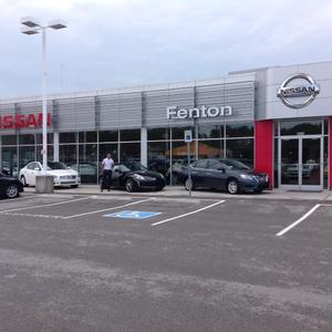 Fenton Nissan of Knoxville Image 6