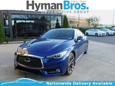 INFINITI Q60 2017 for Sale in Henrico, VA
