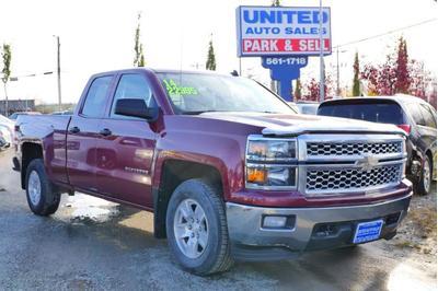 Chevrolet Silverado 1500 2014 for Sale in Anchorage, AK