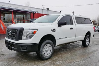 Nissan Titan XD 2017 for Sale in Anchorage, AK