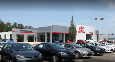 Five Star Toyota of Milledgeville Image 1