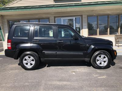 2009 Jeep Liberty Sport for sale VIN: 1J8GN28K89W542354