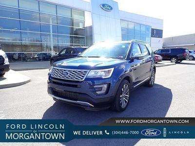 Ford Explorer 2018 a la venta en Morgantown, WV