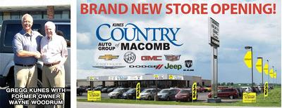 Kunes Country Auto Group of Macomb Image 3