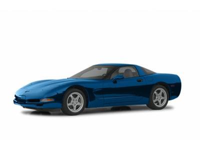 2002 Chevrolet Corvette Z06 for sale VIN: 1G1YY12S025102722