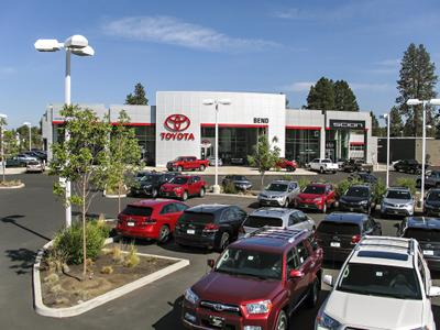 Kendall Toyota of Bend Image 1