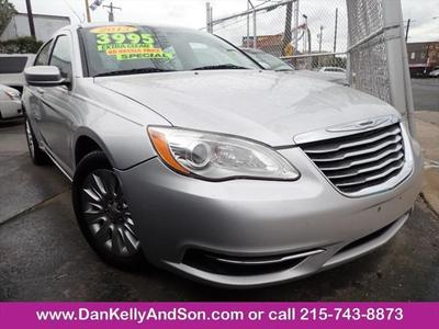 2012 Chrysler 200 LX for sale VIN: 1C3CCBAB5CN320944