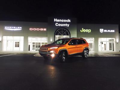 Hancock County Chrysler Jeep Dodge Ram Image 4