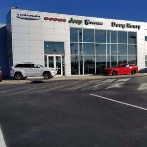 Doug Henry Chrysler Dodge Jeep Ram Image 2