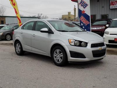 Chevrolet Sonic 2015 for Sale in Sand Springs, OK