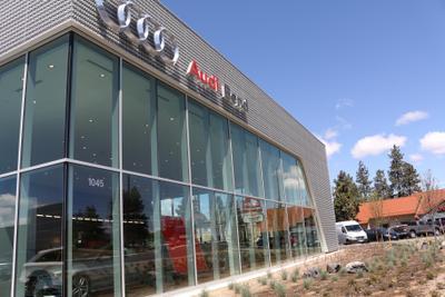 Audi Bend Image 3