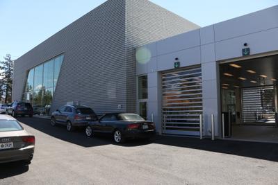 Audi Bend Image 7