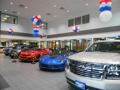 Sterling McCall Chevrolet Image 2