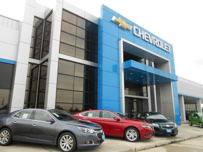 Sterling McCall Chevrolet Image 3