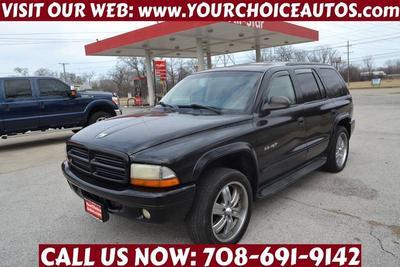2001 Dodge Durango SLT for sale VIN: 1B4HS28Z11F644260