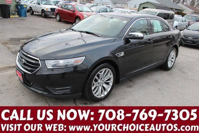 2013 Ford Taurus Limited for sale VIN: 1FAHP2F83DG104654