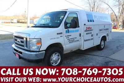 2011 Ford E350 Super Duty Cargo for sale VIN: 1FDSE3FL7BDA72138
