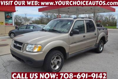 2004 Ford Explorer Sport Trac XLS for sale VIN: 1FMZU67K34UA42985